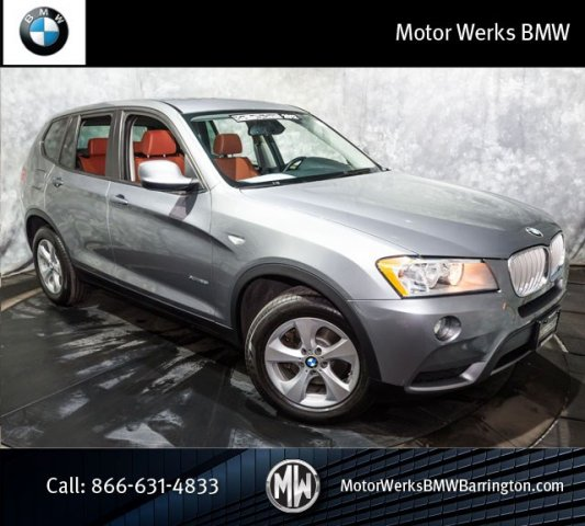 Certified Used BMW X3 28i