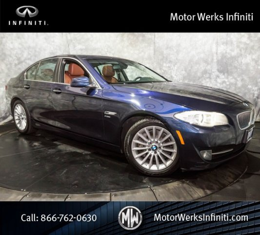 Used BMW 5 Series 535i xDrive