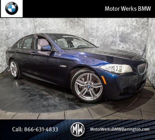 Certified Used BMW 5 Series 535i xDrive M-Sport With Driver Assitance & Technology Pkg
